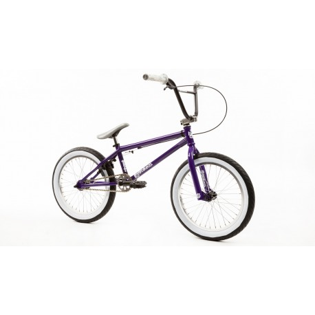 "BMX FIT BIKE 18"" - GLOSS PURPLE"