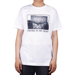 T-SHIRT JACKER BERGHAIN - WHITE