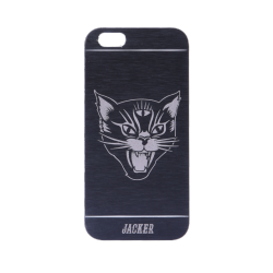 COQUE JACKER IPHONE 6 - BLACK CATS