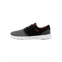CHAUSSURE SUPRA HAMMER RUN NONSTRTCH - BLACK/BROWN-WHITE