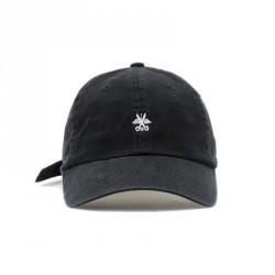 CASQUETTE BENIBLA BASEBALL CAP - BLACK