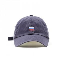 CASQUETTE BENIBLA BASEBALL CAP - RUSSIA NAVY