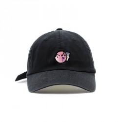 CASQUETTE BENIBLA BASEBALL CAP - PURPLE BOO BLACK