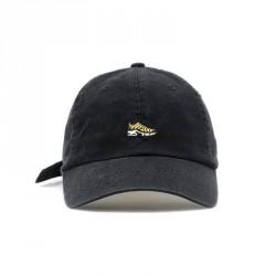 CASQUETTE BENIBLA BASEBALL CAP - REQUIN BLACK