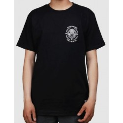 T-SHIRT JACKER ON THE RUN - BLACK