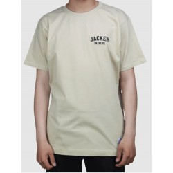 T-SHIRT JACKER TIGER - KHAKI