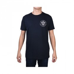 T-SHIRT JACKER MONSEIGNEUR - BLACK