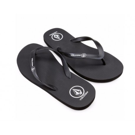 TONG VOLCOM - ROCKER SOLID - BLACK