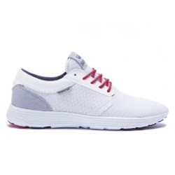 CHAUSSURE SUPRA HAMMER RUN - WHITE / RED