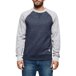 SWEAT ELEMENT MERIDIAN CREW - INDIGO GREY