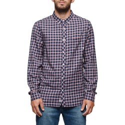 CHEMISE ELEMENT GOODWIN LS - MIDNIGHT