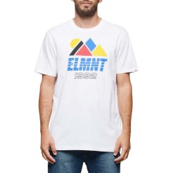 T-SHIRT ELEMENT ANGLES - WHITE