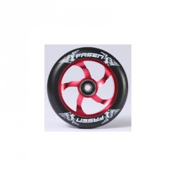 ROUE FASEN RAVEN 110MM - RED