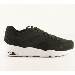 CHAUSSURE PUMA SOFT R698 FOREST