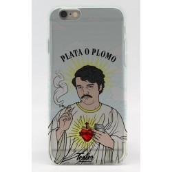 COQUE TEALER IPHONE 6 - PABLO