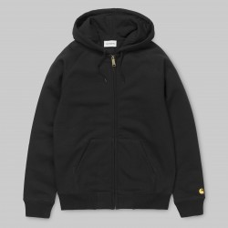 VESTE CARHARTT HOODED CHASE JACKET - DARK NAVY