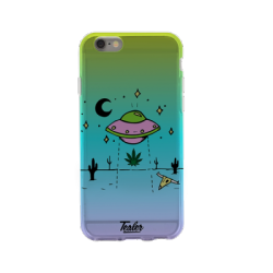 COQUE TEALER IPHONE 7 - UFO