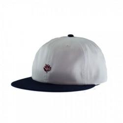 CASQUETTE MAGENTA 6P HAT - TRICOLOR