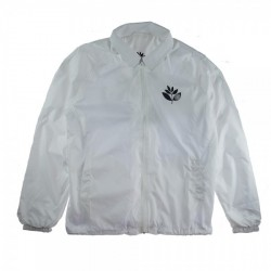 VESTE MAGENTA WINDBREAKER - WHITE