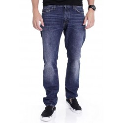 PANTALON CARHARTT KLONDIKE EDGEWOOD - BLUE DARK NATURAL WASH