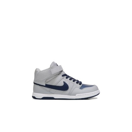 NIKE SB MOGAN MID 2 JR - WOLF GREY / NAVY