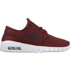 NIKE SB STEFAN JANOSKI MAX GS - RED / BLACK / WHITE