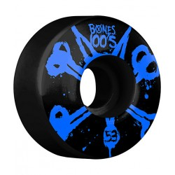 ROUES BONES 100S V4 OG BLACK - 53MM