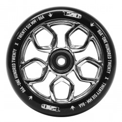 ROUE BLUNT LAMBO 120MM - CHROME