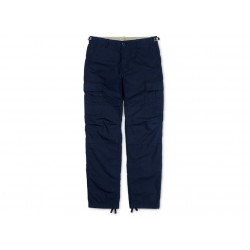 PANTALON CARHARTT AVIATION - NAVY RINSED