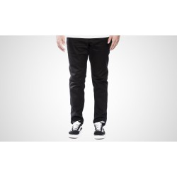 PANTALON CARHARTT CLUB PANT - BLACK RIGID