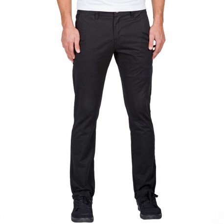 PANTALON VOLCOM FRICKIN SLIM CHINO - BLACK