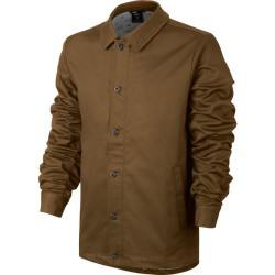 MEN'S NIKE SB FLEX JACKET - BROWN
