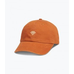 CASQUETTE DIAMOND BRILLIANT SPORTS CAP - ORANGE