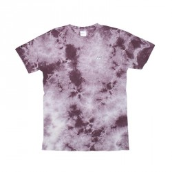 T-SHIRT RIPNDIP CASTANZA - RED ACID WASH