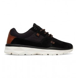 CHAUSSURES DC SHOES PLAYER SE - BLACK / TAN