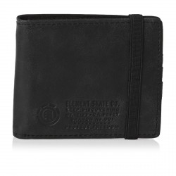 PORTEFEUILLE ELEMENT ENDURE L. WALLET - BLACK