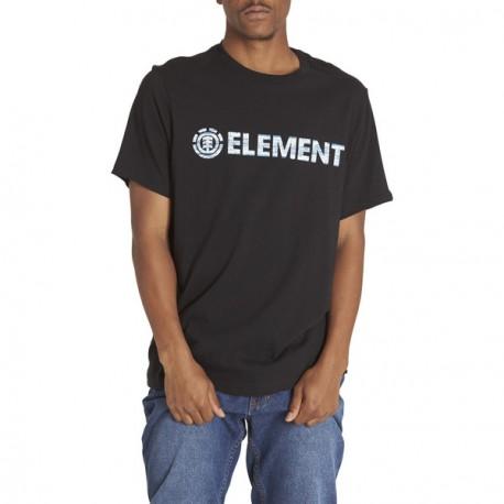 T-SHIRT ELEMENT PLYS BOY - BLACK