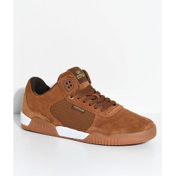 CHAUSSURE SUPRA ELLINGTON - BROWN / GUM