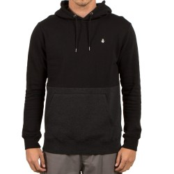 SWEAT VOLCOM - SINGLE STONE DIVISION - BLACK