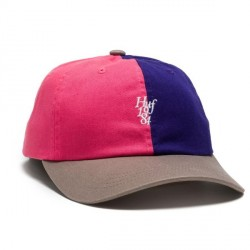 CASQUETTE HUF CAP COUNTRY CLUB CURVE VISOR - PURPLE