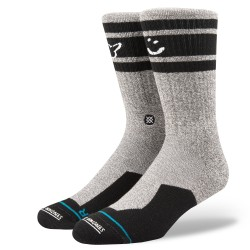 CHAUSSETTES STANCE MARK GONZALES SMILEY - GREY