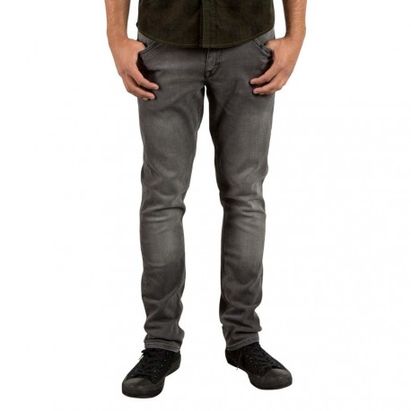 PANTALON VOLCOM 2X4 DENIM - COOL GREY