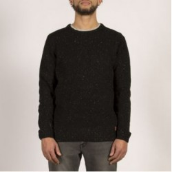 PULL VOLCOM EMONDER SWEATER - BLACK