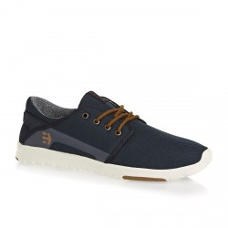 CHAUSSURE ETNIES SCOUT - NAVY / GOLD