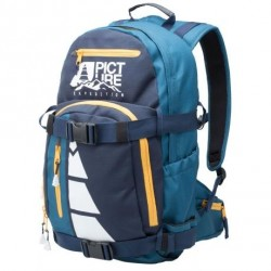 SAC A DOS PICTURE - RESCUE BAG - DARK BLUE/PETROL