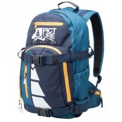 SAC PICTURE ORGANIC RESCUE BAG - DARK BLUE/PETROL