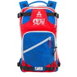 SAC A DOS PICTURE - CALGARY 4.0 22L - BLUE/RED
