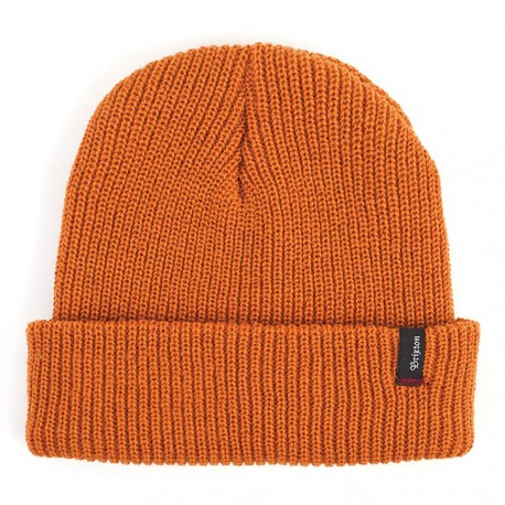 BONNET BRIXTON HEIST - BURNT ORANGE