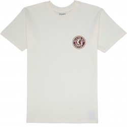 T-SHIRT BRIXTON RIVAL II - OFF WHITE