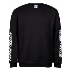 SWEAT SANTA CRUZ - RINGED DOT CREW